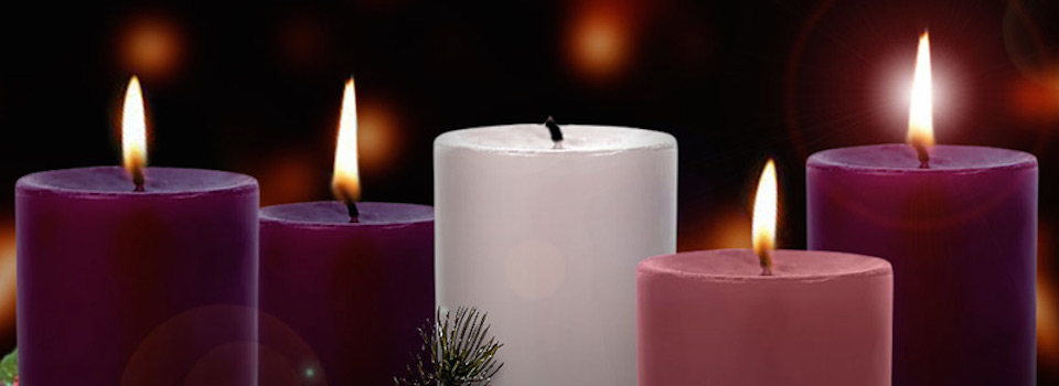 The Fourth Flame of Advent